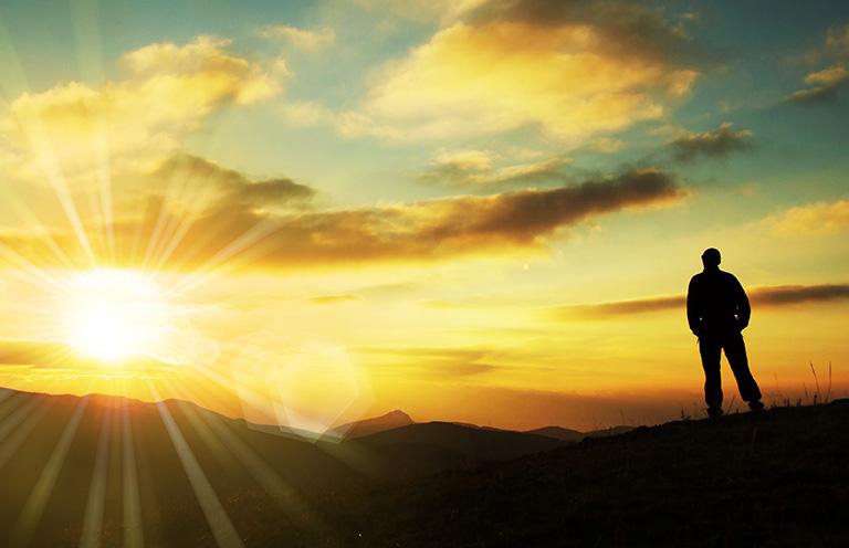 A paz vem de Deus não das circunstâncias