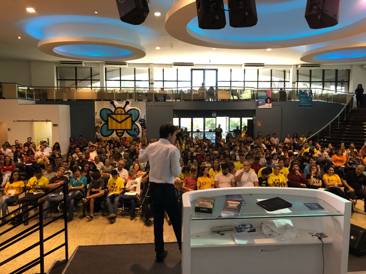 Saiba como foi o final de semana do Bispo Rodovalho em São Paulo