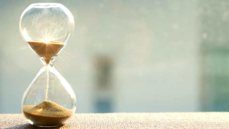 Tenha tempo para Deus