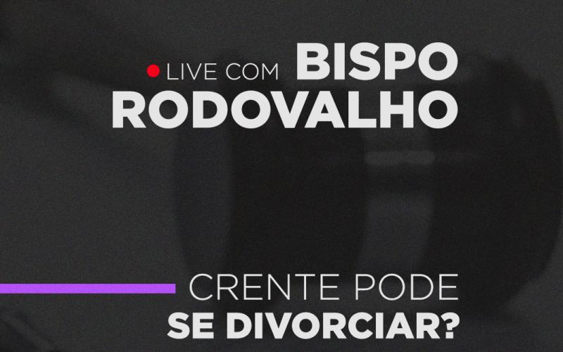 Quinta-feira tem live nas redes com o tema: Divórcio e o Novo Casamento
